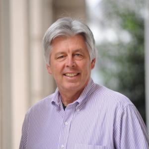 Portrait of Prof. Peter Allen